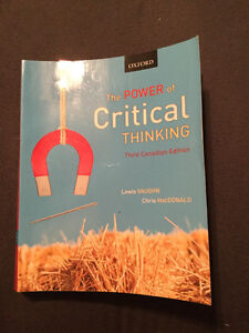 The Power of Critical Thinking Peterborough Peterborough Area image 1