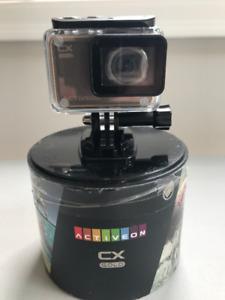Go Pro Like Camera - Activeon CX Gold Camera