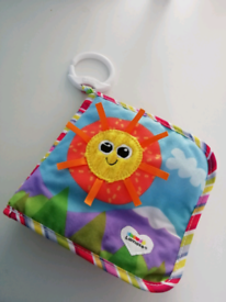 Free Lamaze Buggy or Pushchair Toy Book