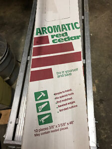 Aromatic Red Cedar Closet Lining London Ontario image 2