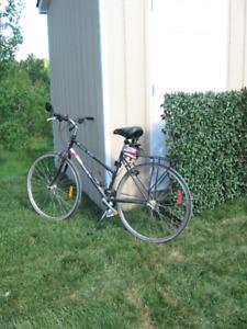Vélo pour femme