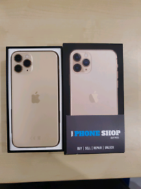 IPHONE 11 PRO MAX 512GB GOLD UNLOCKED MOBILE PHONE EXCELLENT CONDITION