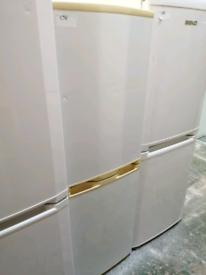 Small fridge freezer with warranty at Recyk Appliances