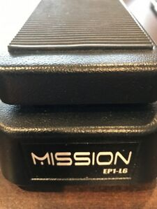 Mission Engineering EP1-L6 Line 6 Expression Pedal