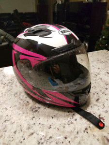 Bell Qualifier dlx, transition visor, brand new never used