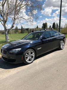 2011 BMW 7-series 750i xDrive AWD M-Series Sport Sedan no GST