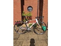 Men's Giant Defy 4 road bike (small)