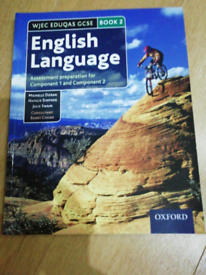 Wjec Eduqas GCSE English Language Book 2