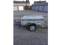 Erde 163 galvanised 5ft x 4ft trailer £350 ono