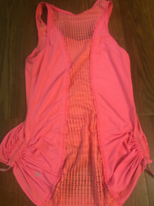 Lululemon Tank Top Size 4 (Discontinued) - Excellent Condition