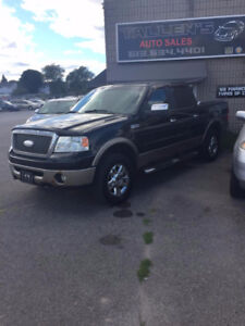 2006 Ford F-150 Lariat AS IS