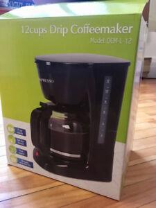 Mixpresso Coffee Maker & Folgers Coffee