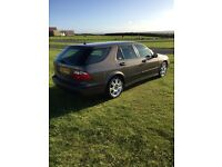 Saab 9-5 estate 2.2 tid