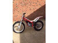 2013 Beta Evo 80 Big Wheel Trials Bike Child Kids Motorcycle GasGas Sherco