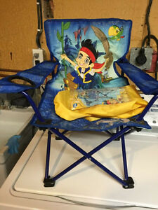 Disney Jake kids folding chair