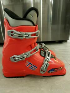Bottes de ski junior Salomon pointure 26 ou 8US