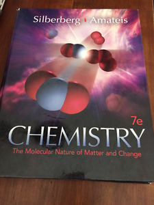 SILBERBERG CHEMISTRY 7TH EDITION
