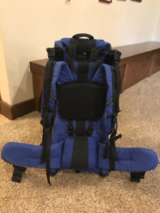 c88db35f006 ... removable kid s backpack. Excellent condition. Great for hikes or  outings with toddlers. Kelty Kids Carrier