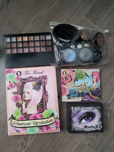 Two Face and Elf Makeup Palettes for sale