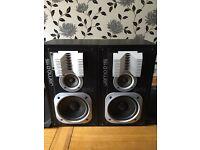 Jamo d115 speakers