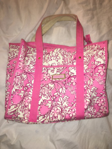 Lilly Pulitzer for Alpha Phi Large Tote