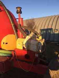Vacuum Wagon Regina Regina Area image 2