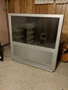 "JVC 48"" Rear Projection Television"