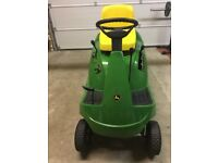 John Deere CR 125 Automatic