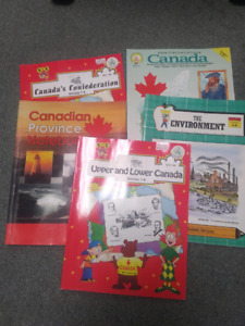 Canada geography social studies maps teacher resources