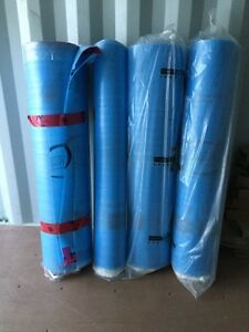 600 sq feet of Torlys 3 in 1 underlay