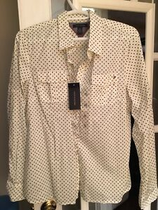 Tommy Hilfiger Women's button up Blouses