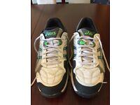 Oasics Cricket Shoes size 7 euro 40