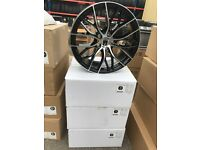 "4 20"" alloy wheels Alloys Rims tyres 5x120 BMW 2 3 4 5 6 series"