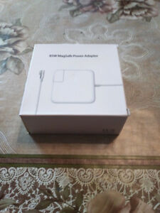 CHARGEUR APPLE NEUF ORIGINAL 85W , MAGSAFE 1