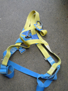 McCORDICKWORKHORSE® FULL BODY HARNESS
