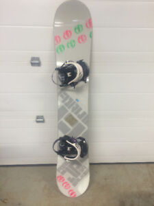 Snow boards and bindings for sale