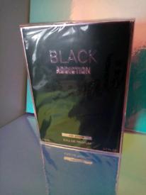 New,Black addiction perfume (Black opium smell) 80ml