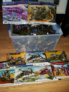 Mega Blocks Halo - multiple kits