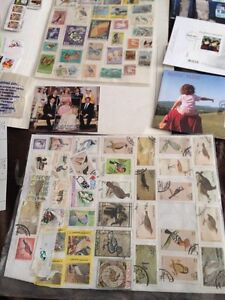Stamp collection Strathcona County Edmonton Area image 2