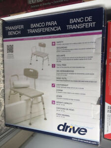 Transfer bath seat. Used for 3 weeks only!