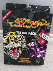 Ed Hardy Limited Edition Tattoo Combo Pack