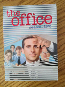 THE OFFICE SEASON 2 - Great condition