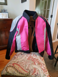 Women's motorcycle jacket 60$