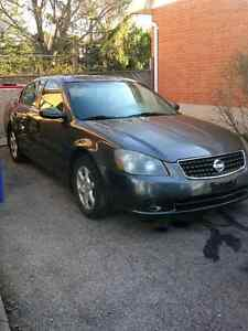 2005 Nissan Altima Parts Only