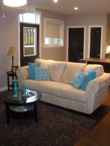 Modern basement suite for rent in newest development