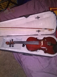"""""""Rothhenberg full size violin and case"""