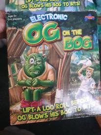 Og on the bog game