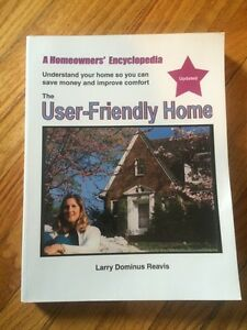 The User Friendly Home - Homeowners Encyclopedia**New Books Kingston Kingston Area image 1