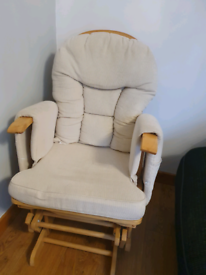 Feeding chair/rocking chair/nursing chair