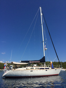 Stunning Sabre 425 sailboat with VAT paid in the European Union